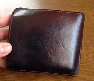 セトラー財布エイジング3