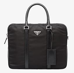 プラダビジネスバッグ2