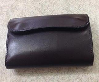 ワイルドスワンズ財布エイジング4