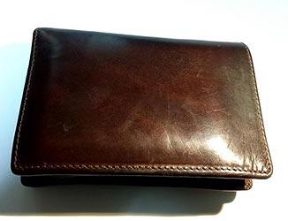セトラー財布エイジング1