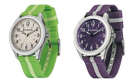 コロンビア腕時計3
