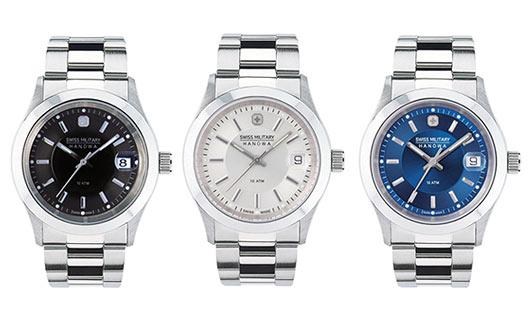 スイスミリタリー腕時計2
