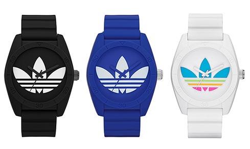 アディダス腕時計1
