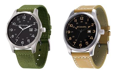 コロンビア腕時計2