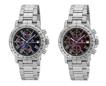 マーシャル腕時計3