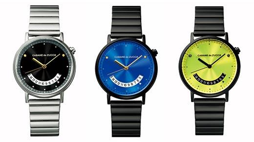 ズッカ腕時計3