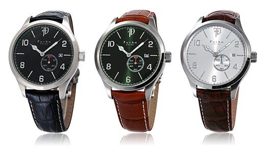 フルボ-デザイン腕時計1