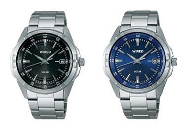 ワイアード腕時計1