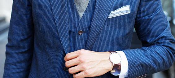 ビジネス腕時計