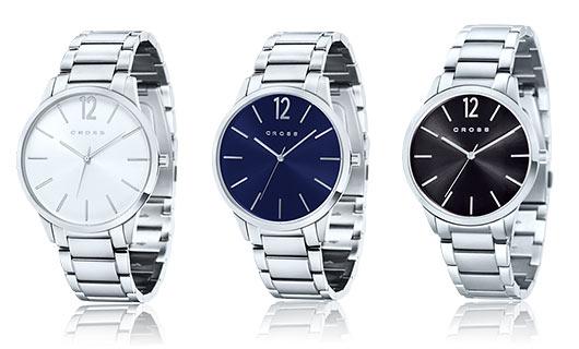 クロス腕時計2