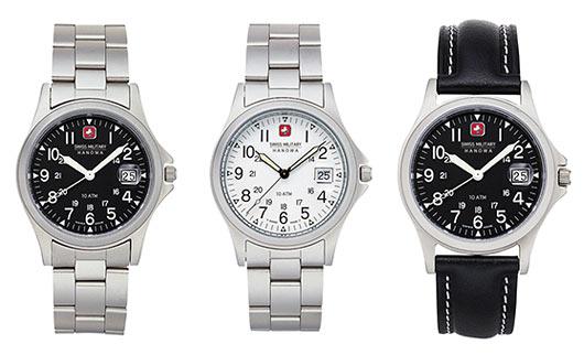 スイスミリタリー腕時計3