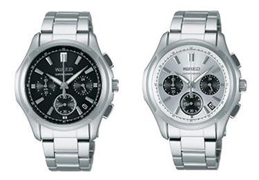 ワイアード腕時計2