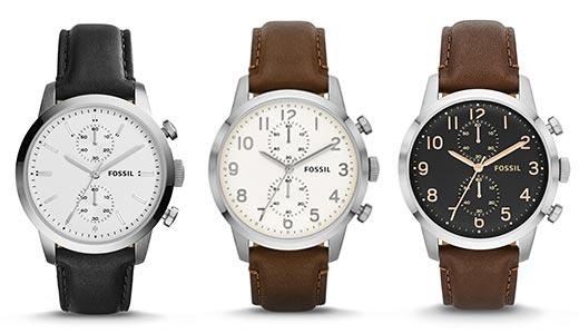 フォッシル腕時計1