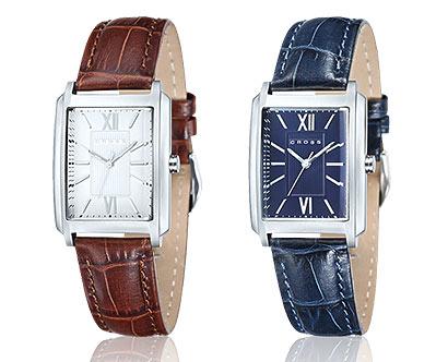 クロス腕時計3