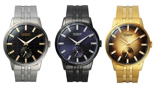 キャサリンハムネット腕時計3