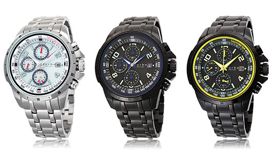フルボ-デザイン腕時計3