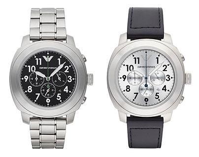 アルマーニ腕時計2