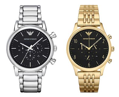 アルマーニ腕時計1