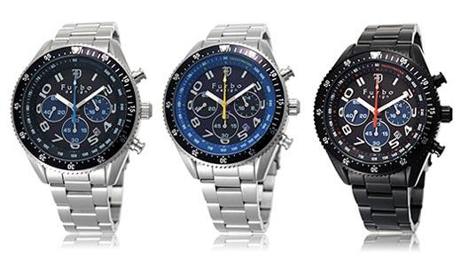 フルボ-デザイン腕時計2