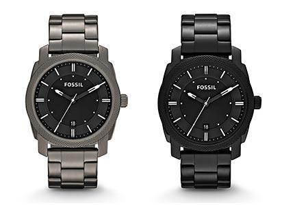 フォッシル腕時計3