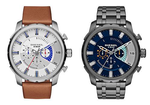 ディーゼル腕時計2