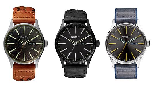 ニクソン腕時計2