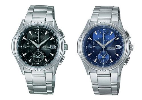 WIRED腕時計2