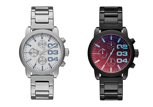 ディーゼル腕時計1