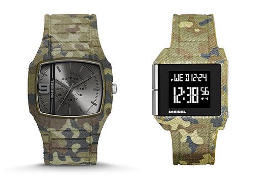 ディーゼル腕時計3