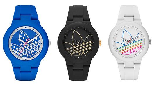 アディダス腕時計2