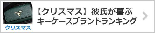 【彼氏】クリスマスキーケースブランド