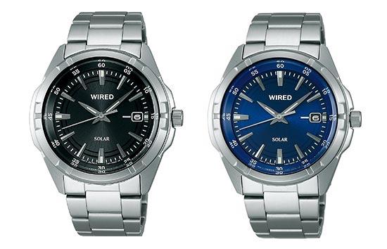 セイコーワイアード腕時計2