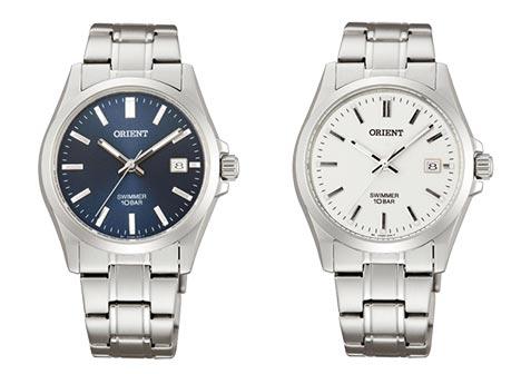 オリエント腕時計1