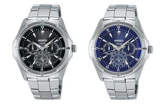 セイコーワイアード腕時計1
