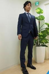 新入社員スーツコーデ6