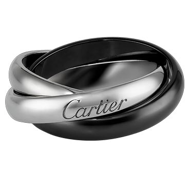 カルティエ男性指輪2