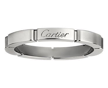カルティエ男性指輪3