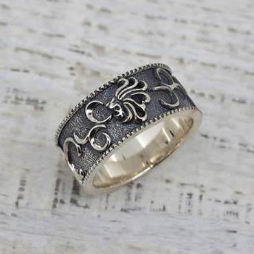 ライオンハート指輪1