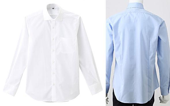 無印ワイシャツ
