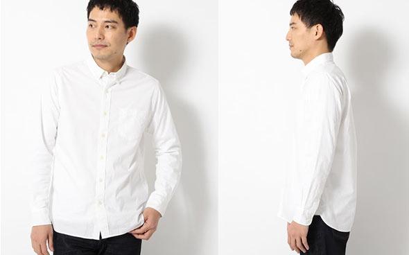 グローバルワークワイシャツ
