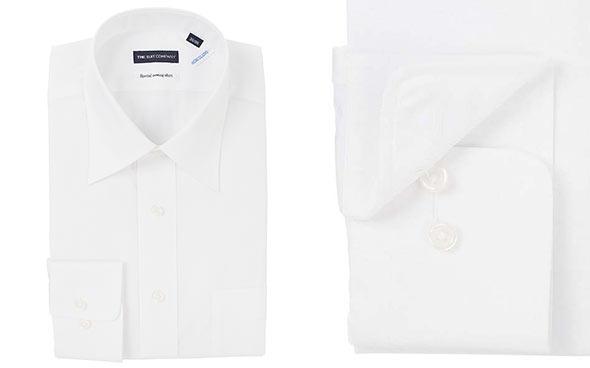 スーツカンパニーワイシャツ
