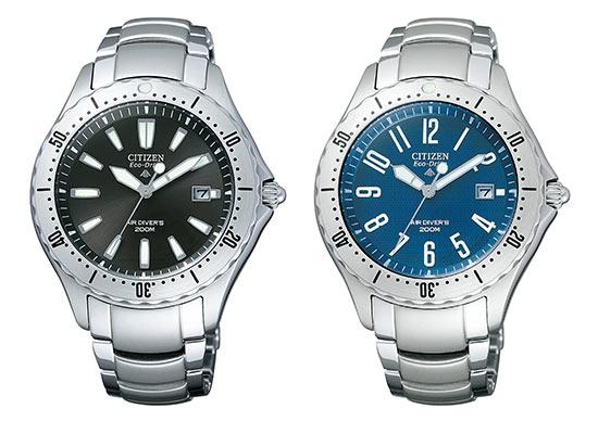 64d4b6f12e オン・オフを問わず使え社会人にも人気。 コストパフォーマンスに優れた日本の腕時計ブランド「CITIZEN」が手がけるエントリーダイバーズモデル。