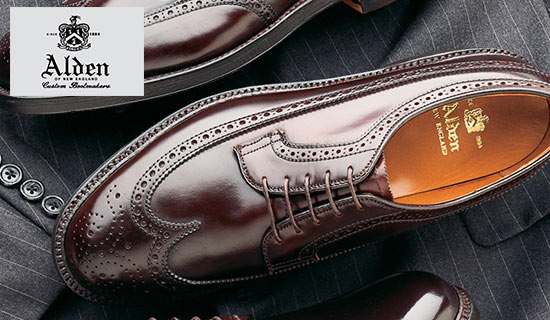 30代に人気の靴ブランドランキングTOP10