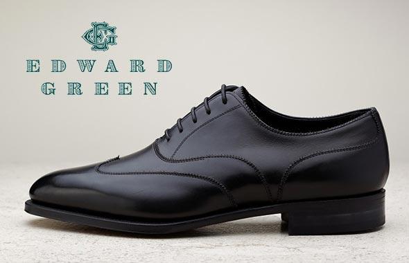 エドワード-グリーン