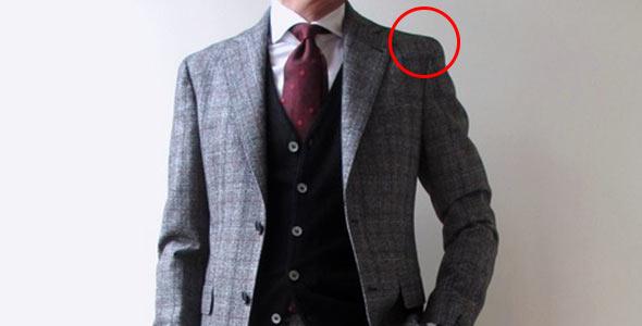 英国調スーツ