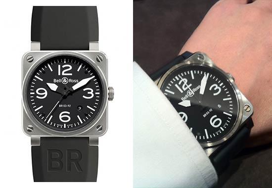 ベル&ロスBR03-92B-R
