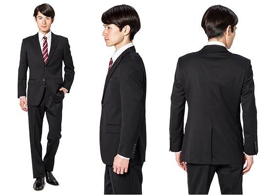 はるやま就活スーツ3