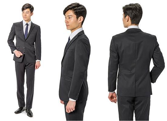 はるやま就活スーツ2