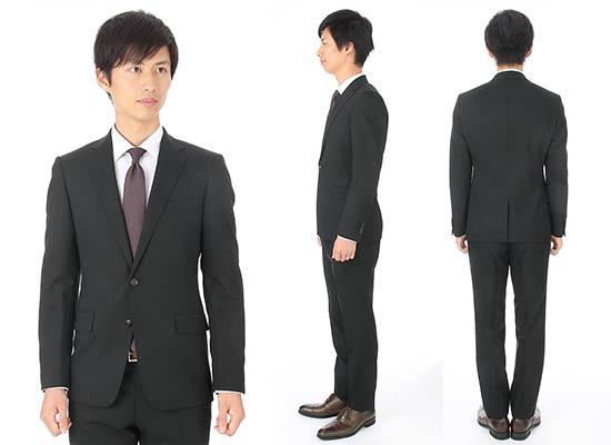 青山就活スーツ2