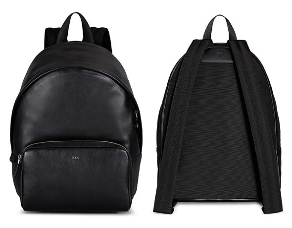 【トッズ】BACKPACK-IN-LEATHER
